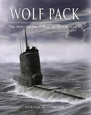 WOLFPACK THE STORY OF THE U-BOAT IN WWII 3 OSPREYS HCDJ