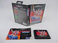 Sega Mega Drive Cyborg Justice Complete PAL