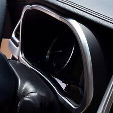 Chrome Instrument Gauge Panel Cover Trim For Toyota Highlander Kluger 2014-2018(Fits: Toyota Highlander)