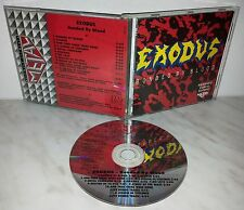 CD EXODUS - BONDED BY BLOOD - 2 BONUS TRACKS - CURCIO EDITORE
