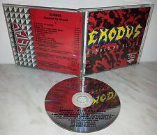 CD EXODUS - BONDED BY BLOOD - 2 BONUS TRACKS - CURCIO EDITORE