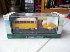 Teardrop Caravan Greenlight 1:64 Edizione Lim. 1972 Volkswagen T2 Camper