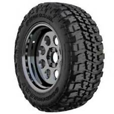 4 TIRES LT 245/75R16 Federal Couragia M/T Mud Terrain 245/75/16