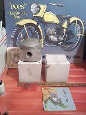 Harley Davidson Panhead Shovelhead piston set 3 7/16 .80