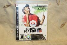Tiger Woods PGA Tour 09 PS3    NO SCRATCHES