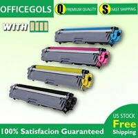 4 PCK For Brother TN223 Toner new with chip MFC-L3770CDW HL-L3270CDW L3290CDW