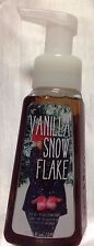 1 Bath & Body Works Vanilla Snow Flake anti bacterial gentle foaming hand soap