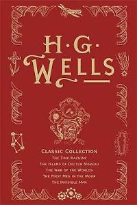 HG Wells Classic Collection by H.G. Wells (Hardcover, 2010)