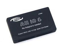 Bytecc U3CR-630 USB3.0 6-slots All-IN-1 Palm-sized Card Reader/Writer