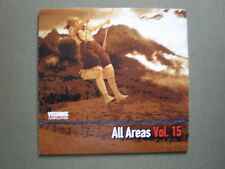 VISIONS ALL AREAS Vol. 15  CD Weezer Feeder Nickelback