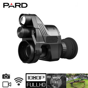 Pard NV007A  200m Wifi Day and Night digital  rifle scope infrared for hunting