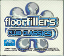 Various Artists - Floorfillers Classics (2006) - Very Good Condition 3xCDs
