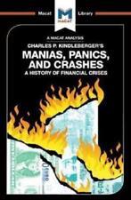 Manias, Panics and Crashes by Nicholas Burton (author)