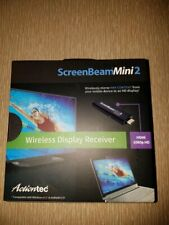 Actiontec - ScreenBeam Mini 2 Wireless Display Receiver - Black