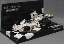 Minichamps Brabham Ford BT44 Belgium GP 1974 Carlos Reutemann 400740107 1/43 NEW