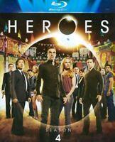 HEROES - SEASON 4 (BLU-RAY) (BOXSET) (BLU-RAY)