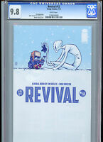 Revival #12 skottie young cover cgc 9.8