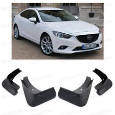 4 Mud Flaps Splash Guard Fender Car Mudguard New for Mazda 6 Sedan 2013-2017