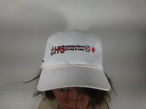 Leica Geosystems Holmans Servco Survey & Laser White Hat