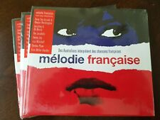 Melodie Francaise by Gossling & Oh Mercy, Jezabels, etc (CD, Aug-2013, Ais) NEW