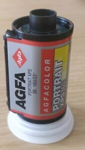 Agfa 35mm 160 XPS Potrait Color Film - Lomography Lomo Rare film