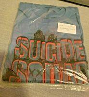 Suicide Squad Funko DC Comics Legion OF Collectors Men L T-shirt LARGE Brand NEW