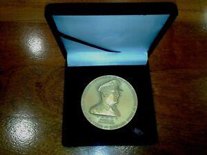 Douglas MacArthur Profile Commemorative Medal