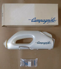 NOS NIB Campagnolo Aero Borraccia Water Bottle & Cage - Bidon - C record era.