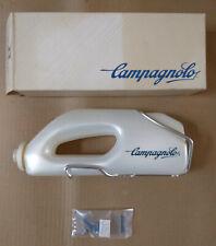 NOS NIB Campagnolo Aero Borraccia Water Bottle & Cage - Bidon - C record era.