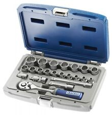 "Britool expert by facom 3/8"" socket and accessory set 22pc E031805 rdg"