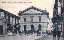 # FOGGIA: PIAZZA CESARE BATTISTI - TEATRO DAUNO