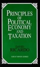 Principles of Political Economy and Taxation Great Minds