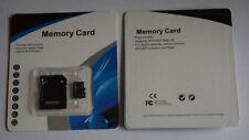 MicroSD128GB  SDXC Flash TF Memory Card Class 10 Micro SD FREE SD Adapter Retail