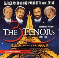 "CARRERAS/DOMINGO/PAVAROTTI ""THE 3 TENORS IN ..."" CD"