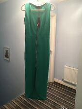 Emerald Green Long Dress