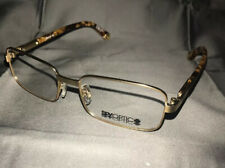 Spy Hunter Glasses Gold Used Good Condition No Lenses (162)