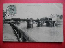 SOISSONS  :  Le Pont Saint-Waast........VO.1907.