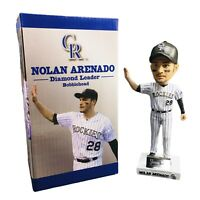 Nolan Arenado Diamond Leader Bobblehead Colorado Rockies MLB Baseball SGA