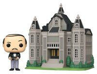 Funko--Batman - Alfred with Wayne Manor Pop! Town