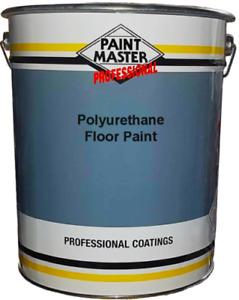 Heavy Duty Polyurethane Floor Paint * Concrete Paint 20 litre Paintmaster