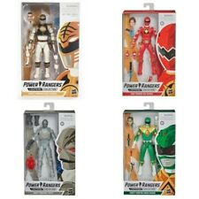 Power Rangers Lightning Collection Wave 7 - SET OF 4