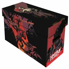 BCW SHORT COMIC BOX - ART - HELLBOY IN HELL