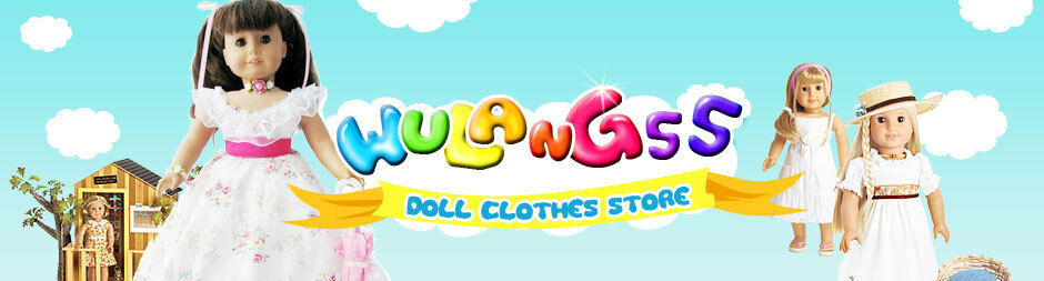 wulang55 Doll Clothes Store