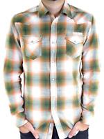 DIESEL Herren Langarm Freizeit Shirt Hemd Kariert |Sulphur-R | UVP*110€ | Gr. S