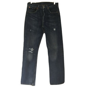 Levi's 501 Special Edition Jeans Distressed Look 31W 34L