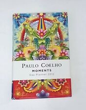 Agenda Paulo Coelho moments day planner 2012