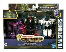 ⭐⭐⭐ NIB Transformers Cyberverse Battle For Cybertron Quintesson Invasion Pack⭐⭐⭐