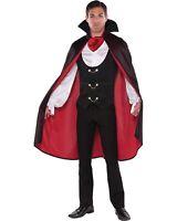 Adult True Vampire Costume, XL or XXL, Black NWT, Free Shipping