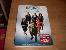 Raising The Bar The Complete First Season One (DVD 2009 3-Disc Set) TV Show NEW
