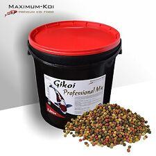 KOIFUTTER 10 Liter Eimer *Professional Mix* 8 Sorten Mix 6mm / Fischfutter